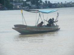 Ko Kret au nord de Bangkok