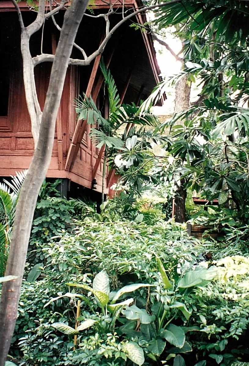 La Maison de Jim Thompson - Bangkok