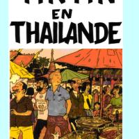 Tintin en Thaïlande