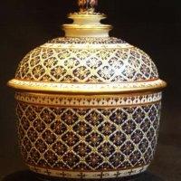 Benjarong, art thaïlandais