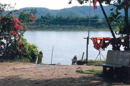 La Thaïlande vue du Laos