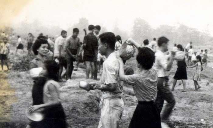 1959-Songkran-Chiang-Mai