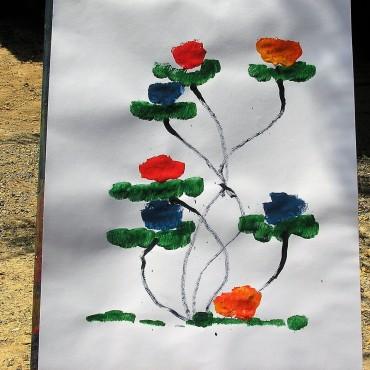 peinture-elephant-thaietvous-com