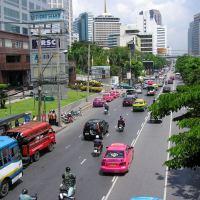 Quartier français, Bangkok