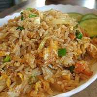 Recette du Riz Frit Thaïlandais, Khao Pat (ข้าวผัด)