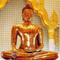 Histoire incroyable du Bouddha d'Or, Bangkok