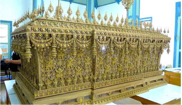Cercueil du roi