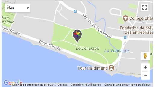 Plan Lausanne