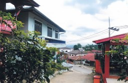 Environs de Mae Salong
