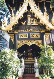 Wat Phra Kaew de Chang Rai @thaietvous