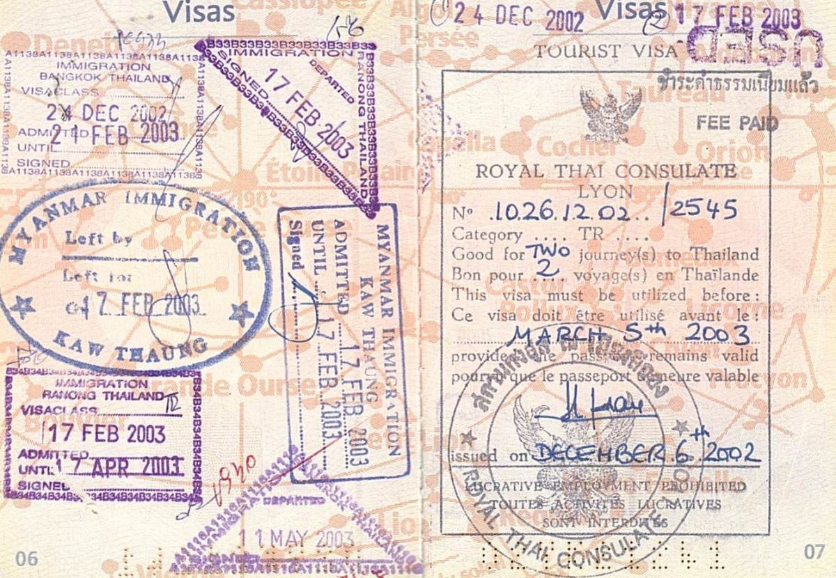 La Thaïlande adopte le visa électronique
