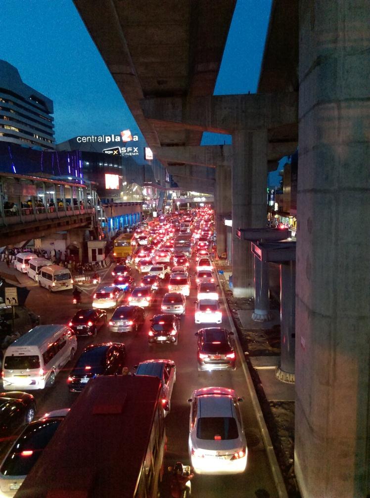 Trafic-Bangkok @thaietvous
