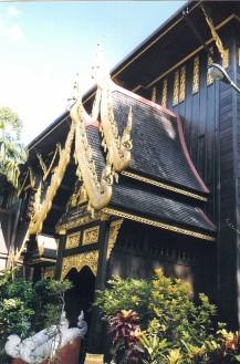 Wat Phra Kaew de Chiang Rai @thaietvous
